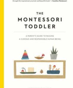 Book the Montessori toddler by Simone Davies