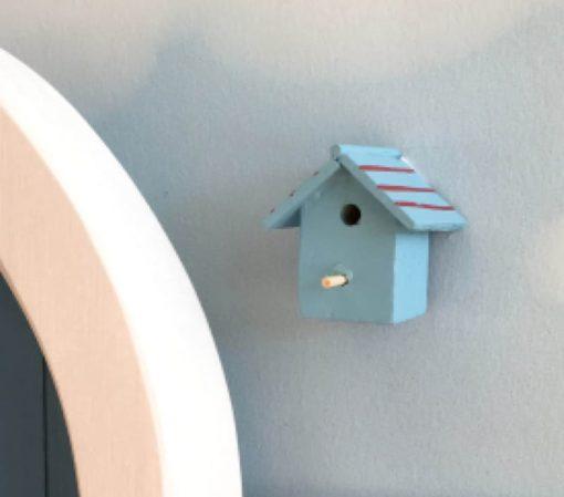 Dream Door Birdhouse Blue - Droomdeurtjes - Teia Education Switzerland