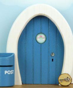 Dream Door Twinkledoor wheat Blue - Droomdeurtjes - Teia Education Switzerland