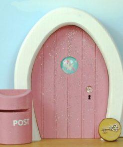 Dream Door Twinkledoor Elves Pink - Droomdeurtjes - Teia Education Switzerland