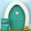 Dream Door Twinkledoor Sea Green (turquoise) - Droomdeurtjes - Teia Education Switzerland