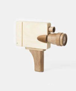 Wooden film camera - Fanny & Alexander