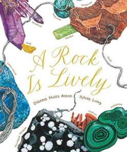 Book a rock is lively by Diana Hutts Aston and Sylvia Long