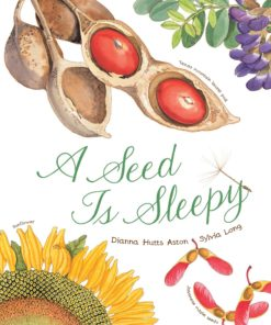 Book a seed is sleepy by Diana Hutts Aston and Sylvia Long