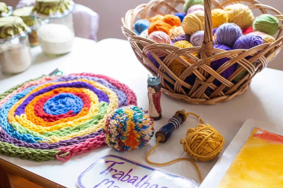 Rainy day craft ideas for children