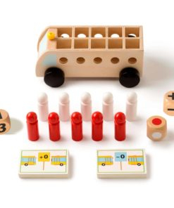 Mathematic bus - Toys for Life