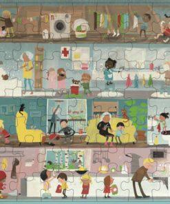 Vocabulary puzzle: personal hygiene - Educo