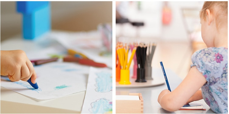 Writing and reading are the two most important skills to teach a child
