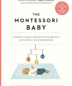 Book the Montessori baby by Simone Davies and Junnifa UzodikeMontessori babies parent's guide