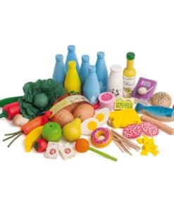 Nutrition pyramid - Erzi