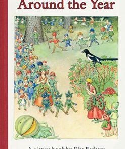 Around the year – Elsa Beskow classic Waldorf children's book