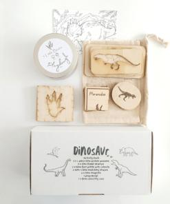 Dinosaur activity pack - 5 Little Bears
