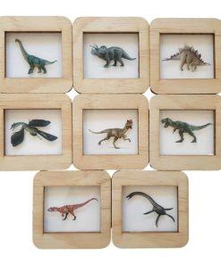 Dinosaur tiles - 5 Little Bears