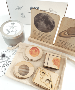 Space Activity Pack - 5 Little Bears1