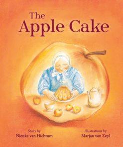 The apple cake - Nienke van Hichtum