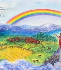 The kingdom of beautiful colours: a picture book for children – Isabel Wyatt