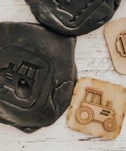 Transport stamps set - 5 Little Bears