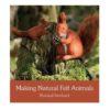 Book making natural felt animals - Rotraud Reinhard