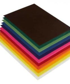Kite Paper (100 Sheets) in11 assorted colours - Mercurius
