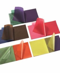 Kite wax paper 5 blocks in11 assorted colours - Mercurius