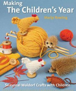 Making the children's year - Marije Rowling
