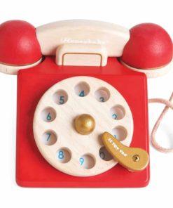 Wooden vintage telephone - Le Toy Van